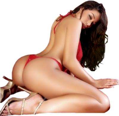 Model-In-Red-Thong-psd46865
