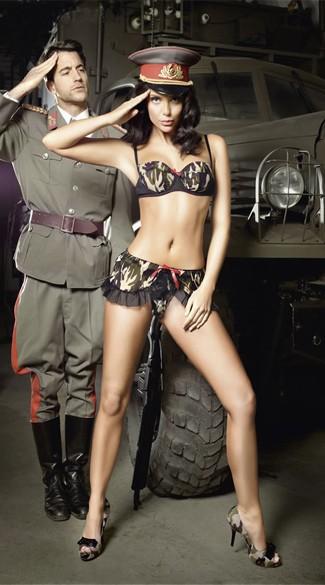 Fashion-Sexy-Lingerie-font-b-Military-b-font-Army-Bra-and-Mini-Skirt-font-b-Costume
