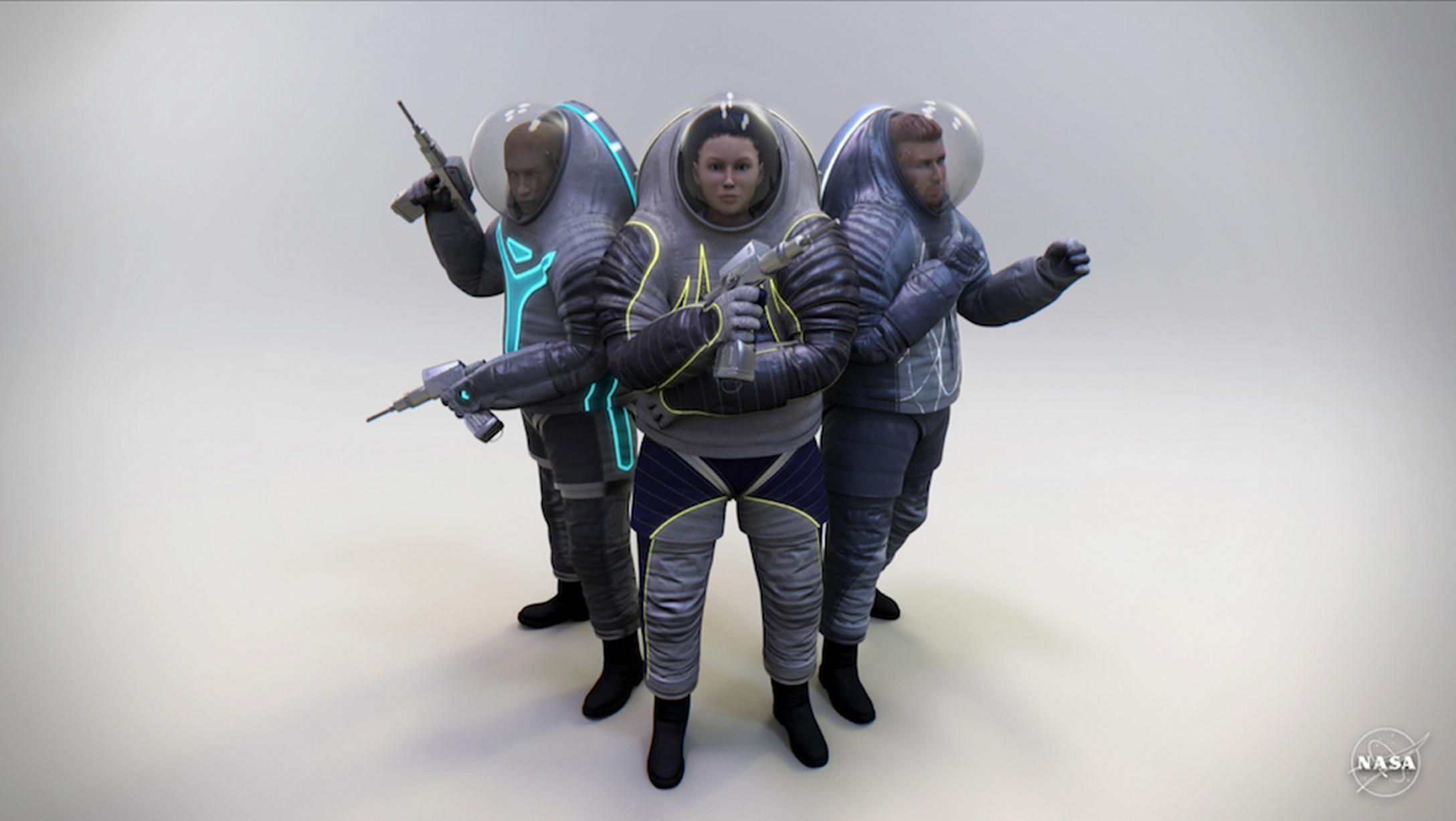 NASA-Z-1-Spacesuit