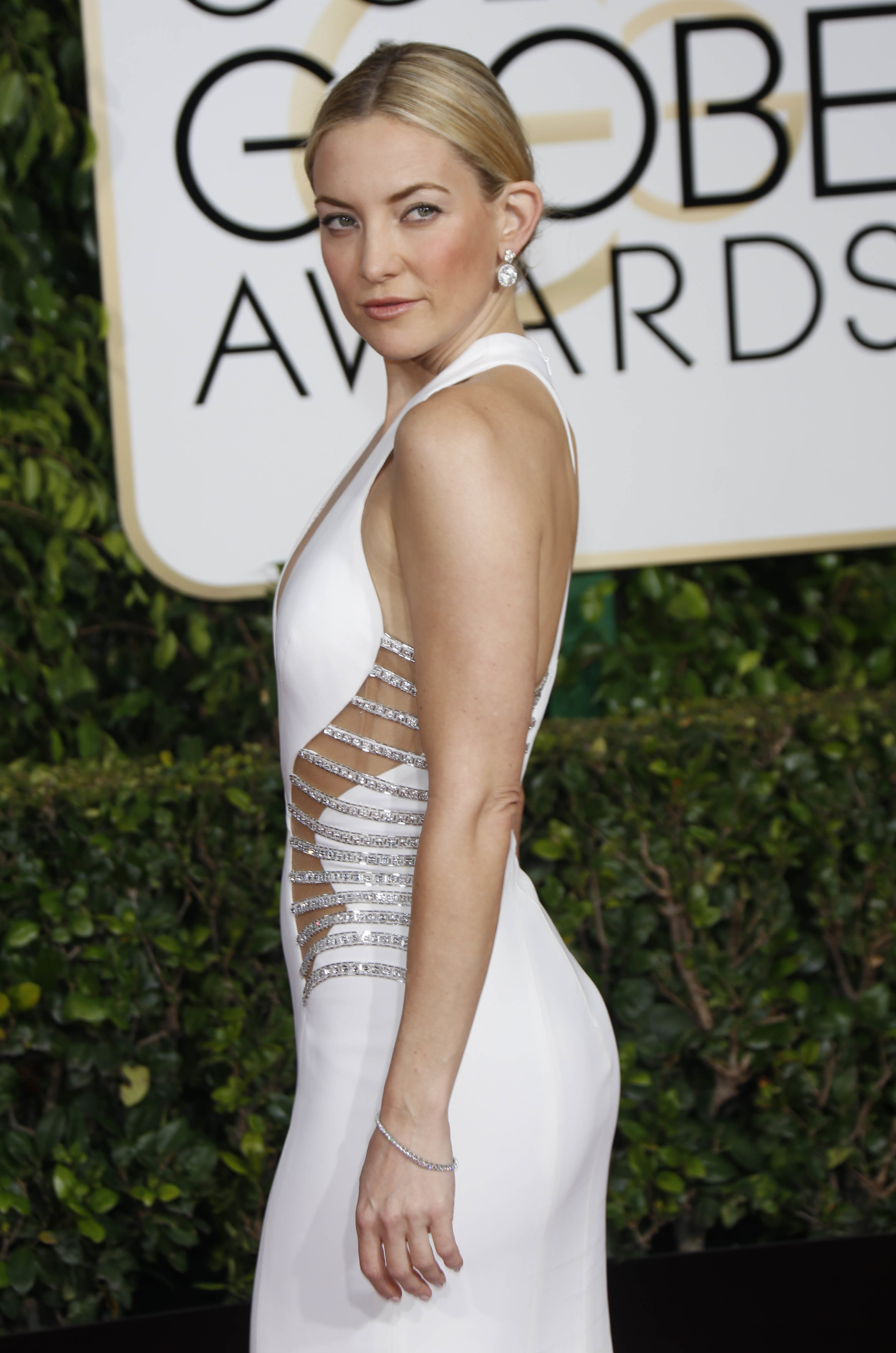 72nd Annual Golden Globe Awards at The Beverly Hilton Hotel - Arrivals Featuring: Kate Hudson Where: Los Angeles, California, United States When: 11 Jan 2015 Credit: WENN.com **Not available for publication in Germany**