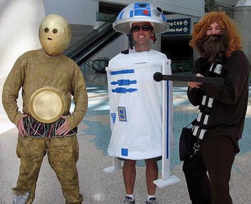 Τέτοιο Star Wars ντυθείς μη...