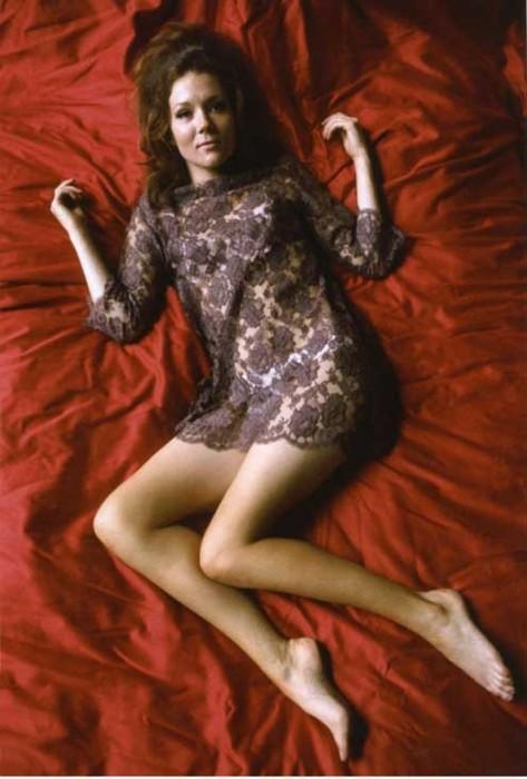 Diana Rigg - Mrs. Peel (7)