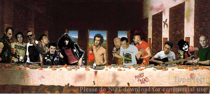 27-the-last-supper-punk